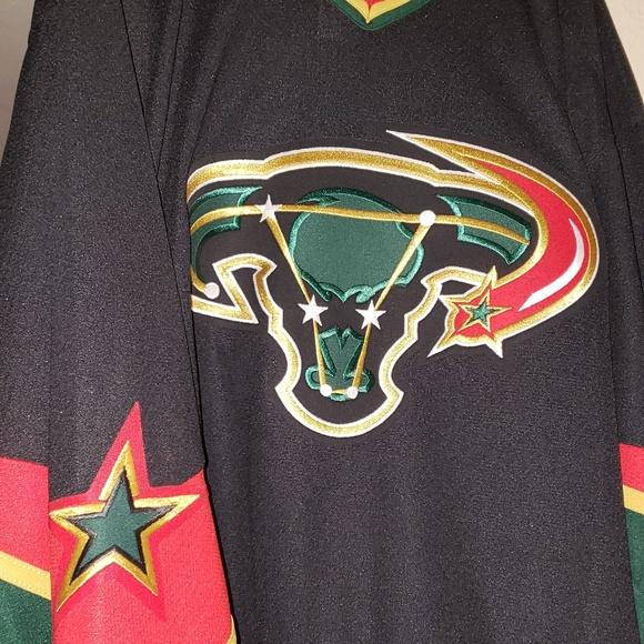 buy cheap 8647a a99aa Dallas Stars alternate Bull jersey 2003-04 *RARE* NWT